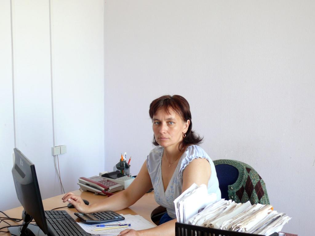 гл. бухгалтер