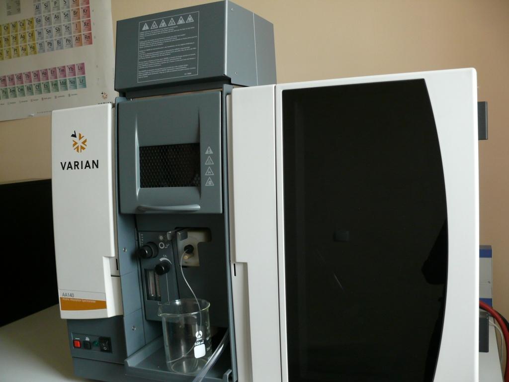 Атомно-абсорбционный спектрометр Varian